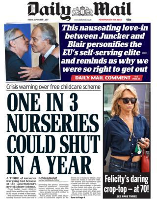 Daily Mail, Myra Butterworth